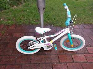 Bike kids 16'' suit girl good rideable condition