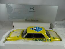 1:18 Minichamps Museumsmod. Mercedes-Benz 300SEL 6.8 AMG Hannen Alt gelbRARITÄT§