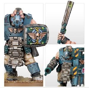 Warhammer 40K Astra Militarum Ogryn Bullgryn Sprue SINGLE Miniature With Base