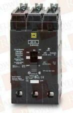 Lot of 5 square D Egb34020 20A E-Frame Mini Circuit Breakers