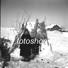 Negativ , Russland , Bevölkerung , Einheimische , Volkstypen HPE198