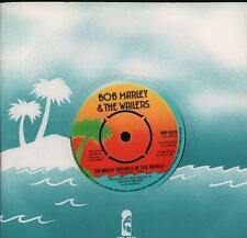 """Bob Marley And The Wailers(7"""" Vinyl)So Much Trouble In The World-Islan-Ex/Ex"""