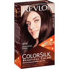 REVLON COLORSILK Beautiful Color Permanent Hair Dye Bleach