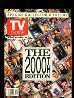 TV Guide Magazine July 27-August 2 1991 2000th Edition Ex No ML 122116jhe
