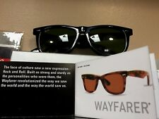 Ray Ban Original Wayfarer RB 2140 Black 901 54mm G-15 Lens