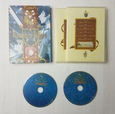 Romeo x Juliet - Part 1 (DVD, 2009, 2-Disc Set) free shipping