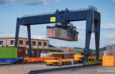 Walthers Ho Maßstab 1//87 Kalmar Container Kran Bau Satz Neu 933-3109
