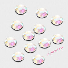 Strass Steine Hot Fix Rhinestones 1440 SMOKEDTOPAZ Ø4mm