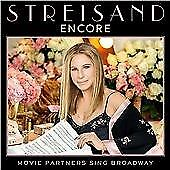 Barbra Streisand - Encore (Movie Partners Sing Broadway, 2016) Music CD