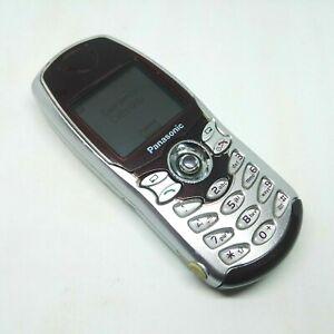 Panasonic EB-GD67 Silver (Unlocked) Mobile Phone