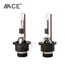 2 PCS OEM D2R 4300K BULB FOR Subaru Forester 2007-2014 HID XENON Replacement