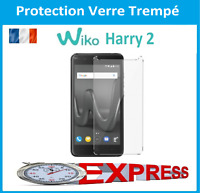 Pour Wiko Harry 2 -  vitre protection verre trempé film protecteur écran