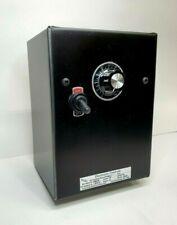 Dc Drive for 1.5 Hp.90 Vdc Motor, Nema1, Mod. Ascb1-1.5