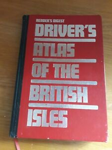 Readers Digest - Drivers Atlas of the British Isles - 1993 edition