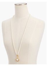 TALBOTS Pearl Pendant Necklace