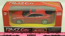 RMZ City Collection Vehicle ~ 17 Porsche Panamera Turbo prototype red