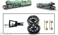 NEW Hornby X5576 Class A3 Detail Set, Coupler, Steam Frain Pipes & Pony Wheels