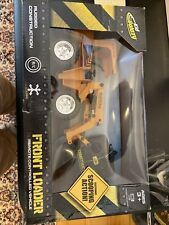 Kid Galaxy Tethered Construction Remote Control Vehicle Front Loader Toy