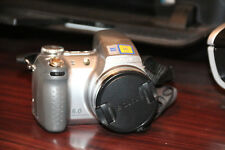 SONY CyberShot DSC-H2 Digital Camera 12x Zoom