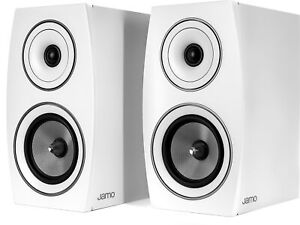 Jamo C93 II, White (pr) bookshelf speakers