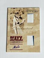 Gary Carter Jersey Mets 2005 Studio Heroes of the Hall 4/50