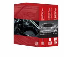 Das große Buch der Porsche-Typen 911 356 924 928 964 993 996 997 991 968 944 914