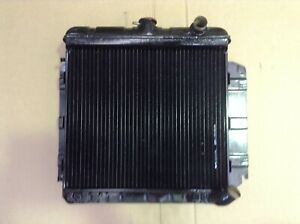 Radiator For Chrysler Valiant VF with thick Bands 1962-1969 Manual Recondition