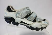 SHIMANO White Sz 8.5 (41 EU) Women WM60 Cycling Shoes