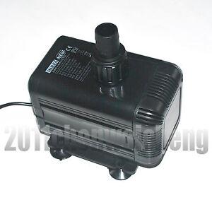 AQUARIUM 720LTR INLINE / IMMERSIBLE EXTERNAL WATER PUMP FOR KOI / FISH POND TANK