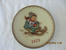 M.J Hummel 5th Annual Collector Plate 1975