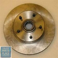 1969-72 Buick Skylark / Pontiac GTO Disc Brake Rotors - Pair