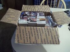 Medium Flat Rate Box Full Of NASCAR Cards Lot 1991 to 2000 AND BRANDS EX. TO NM