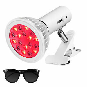 Infrared Light Therapy Device Pain Relief Physiotherapy Red Light Therapy Lamp
