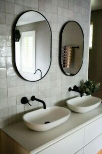 Bjorn Oval Mirror from $199-