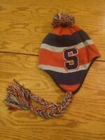 NEW Honour Society SYRACUSE ORANGEMEN Knit Beanie Ski Cap Hat Winter