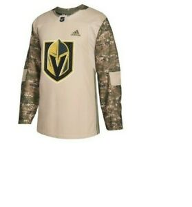 Authentic Adidas NHL Vegas Golden Knights Hockey Jersey New Mens Size 60