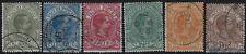 Regno - 1884/86 - Pacchi Postali usati - Sassone nn.1/6