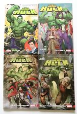 The Totally Awesome Hulk Vol. 1 2 3 & 4 Marvel Graphic Novel Comic Book Lot of 4