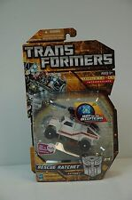 Transformers RESCUE RATCHET Hunt for the Decepticons MIB Deluxe Class