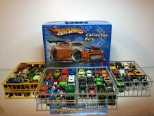 MATCHBOX 48x - 4x4 SUV MPV VW BUGGY LAND ROVER etc - IN HOTWHEELS COLLECTOR BOX