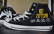 Led Zeppelin Converse Shoes