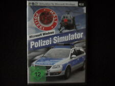Polizei Simulator/PC CD Rom ovp./PC