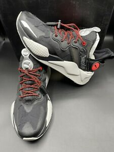 New Puma x THUNDERCATS RS-X T3CH Cat's Lair Black Red Size 6.5 380345-01