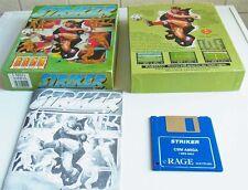 Amiga:  Striker  - Elephant Software 1992