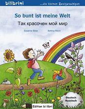 Bilderbücher für Vorschule & Frühlernen auf Russisch