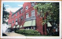 1922 Postcard: Goshen Inn/Hotel - Goshen, New York NY