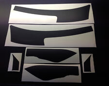"T4 Caravelle Multivan ""Mudwing"" 6 Piece Decal Kit Sticker"