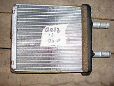 Hyundai Getz  B.j.2002-2009   Heizungskühler Wärmetauscher Heizung