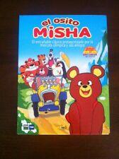 EL OSITO MISHA - 3 DVD - SERIE COMPLETA - 26 CAPS - 600 MIN - MUY BUEN ESTADO