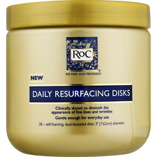 Roc Daily Resurfacing Disks 28 Count
